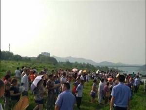 仪陇滨江大道码头18岁女孩河边洗脚 不慎滑入河中溺亡