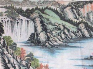 朱秀海国画作品欣赏