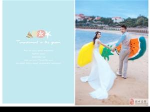 胶州纽约纽约婚纱摄影王呈旭先生和孙丽女士婚照欣赏