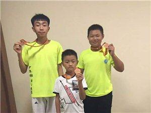 """【喜�蟆俊�2016年江西省青少年跆拳道�\�速�""""中,宏��跆拳道�^�ьI的�x"""