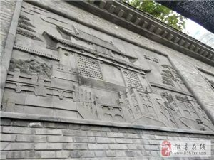 """临汾""""十大古典建筑""""砖雕惊艳亮相鼓楼北大街"""
