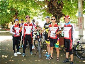 琼海阿七单车俱乐部8月20日(周六)骑行海口当天往返200KM随拍