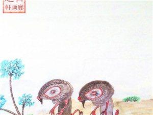 奇幻艺术画派创始人刘锦成