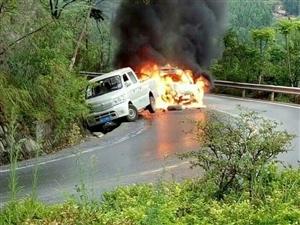 武仙路连续三天车祸,开车要小心啊