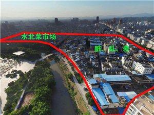 信丰失败的城建和城市规划!