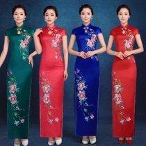 七 绝   赞 旗 袍