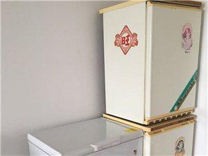 河曲因搬家8成新家具家�急�D冰箱、��、沙�l茶�椎�