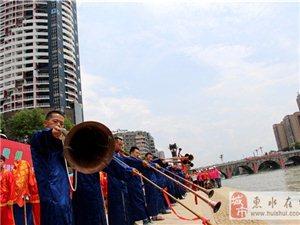惠水:24支龙舟队端午节上演精彩角逐