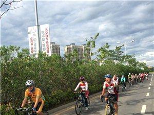 琼海阿七单车俱乐部9月3日(周六)骑行黄竹镇随拍