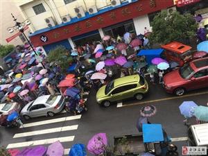 余江接下来一个星期又是雨啊?