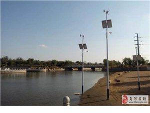 小城初秋――商河