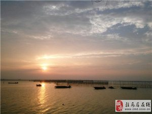 [原��]美��的宿��湖 【 落日熔金 】