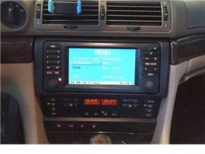 成都美声宝马730汽车音响改装瑞典DLS三分频喇叭