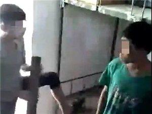 高州市古丁中学发生一起多名学生殴打一名学生的事件