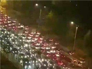 日照堵车 堵出了大城市的气质