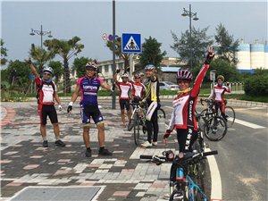 琼海阿七单车俱乐部9月17号(周六)骑行九曲江随拍