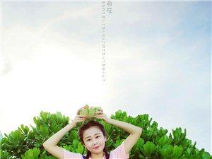 自在的夏-日系少女清新自然