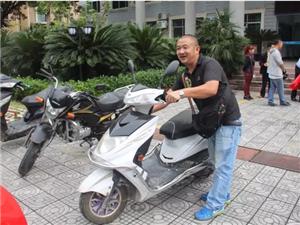"""筠连公安发福利了,二十多辆摩托车""""免费""""送!"""