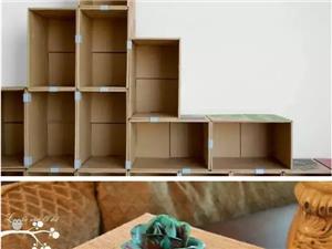 收到快递后纸箱千万别扔,这些用处让你大吃一惊!