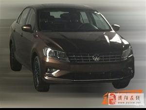 新捷达/新速腾/新SUV 曝一汽-大众计划
