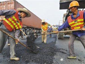郑州市商城路大修;10月2日起计划工期12个月