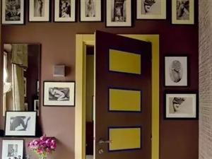 家里的门还能这样设计,我也想要一个这样的门!