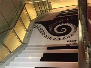 一款会唱歌的台阶