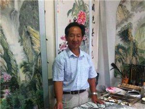 画家朱秀海  国画(组图)
