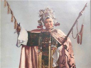 泗州戏大师包桂珍