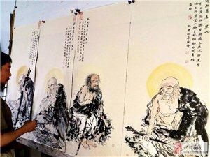 李亚南    国画组图
