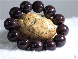 伊丁石手链――――秦岭石头