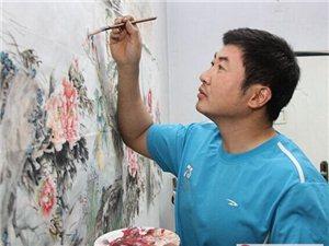 朱德辉山水画作品欣赏