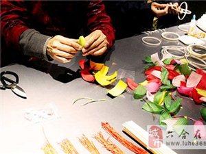 新春灯会恭贺鸡年吉,苹果装饰喜迎开门红