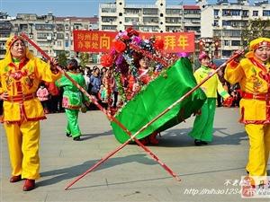 春节民俗花灯汇演