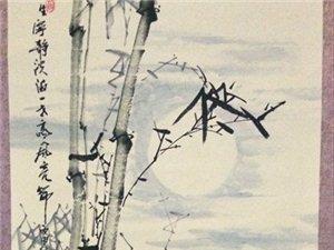 """""""皖南疯竹""""叶明山先生国画艺术鉴赏"""