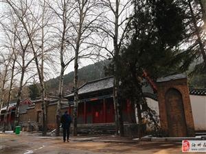 春雪风穴寺