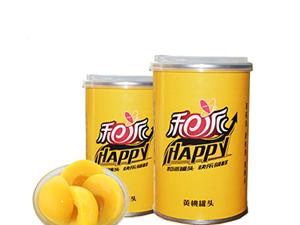 黄桃罐头的营养价值高不高?
