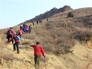 3月4日登三官庙孤山