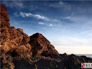 石槽的夕阳与落日