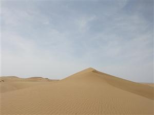 临泉户外又一新的创举!中国第五大沙漠穿越,三天在无人区行走65公里!