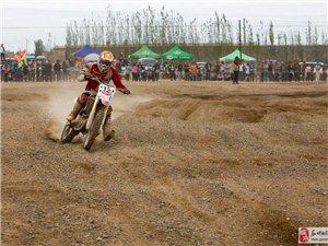 2016甘肃瓜州越野摩托车场地赛