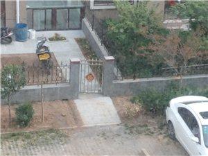 即墨?#20302;?#20339;苑2期雍翠湾毁绿化私建小院