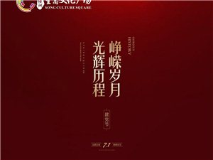 【绿洲・望嵩文化广场】光辉历程,峥嵘岁月