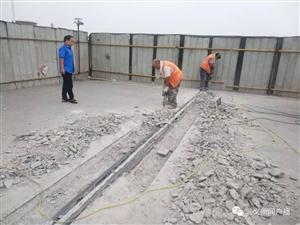 中原西路大桥(原陇海桥)部分区域半幅封闭施工