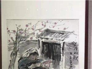 【书画评价】笔墨风生含气韵―我读张逸的绘画书法 / 文:吴川淮