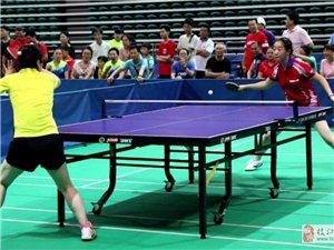 """""""枝滋有味杯""""宜昌市第八届乒乓球锦标赛精彩瞬间!"""