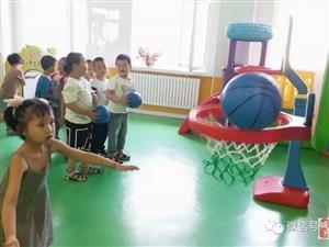 """【巴彦网】巴彦县篮球协会""""儿童篮球启蒙星系列活动""""正式启动"""