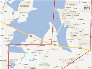 7月7日紧急停水通知,马山路以东、北华街以北至庙山区域停水