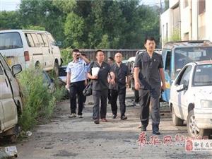 干警56人警车12辆!即墨占地100余亩厂房被强迁