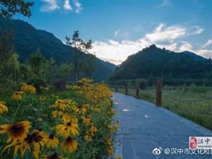 �h中�@��神仙福地,消夏避暑景�美